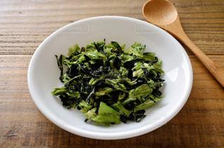 乾燥小松菜の写真・画像素材[2199230]