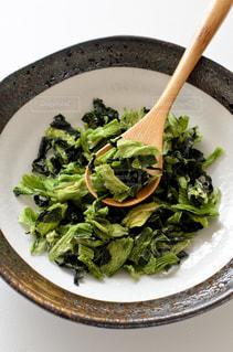 乾燥小松菜の写真・画像素材[2199238]