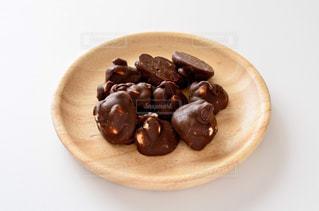 ピーナッツチョコの写真・画像素材[2210089]