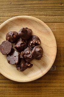 ピーナッツチョコの写真・画像素材[2210092]