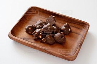 ピーナッツチョコの写真・画像素材[2210093]