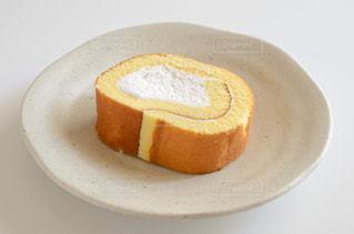 ロールケーキの写真・画像素材[2315403]