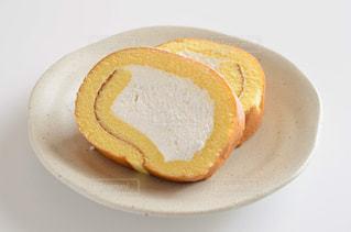 ロールケーキの写真・画像素材[2315408]