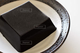 黒ごま豆腐の写真・画像素材[2360689]