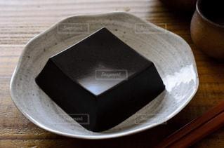 黒ごま豆腐の写真・画像素材[2360692]