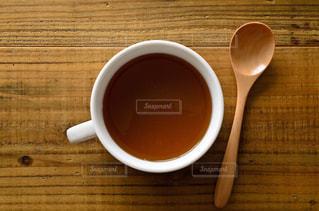 オニオンスープの写真・画像素材[2374423]