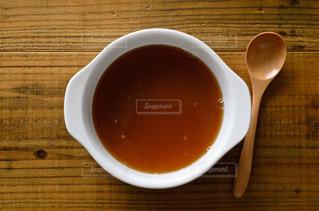 オニオンスープの写真・画像素材[2374425]