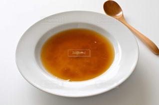 オニオンスープの写真・画像素材[2374429]