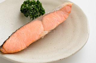 鮭の塩焼きの写真・画像素材[2509803]