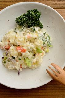 ポテトサラダの写真・画像素材[2553938]