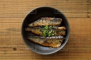 イワシの生姜煮の写真・画像素材[2669160]