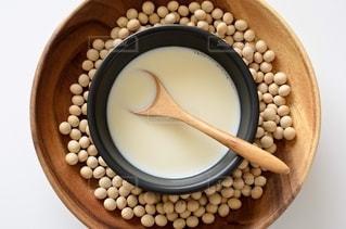 豆乳の写真・画像素材[2773089]