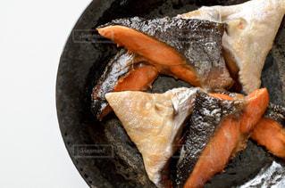 鮭のカマ焼きの写真・画像素材[3174340]
