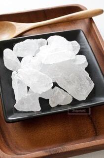 氷砂糖の写真・画像素材[3975552]