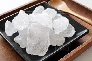 氷砂糖の写真・画像素材[3975549]