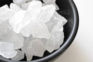 氷砂糖の写真・画像素材[3975554]