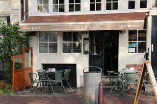 アムステルダムのインスタ映えなカフェの写真・画像素材[2241211]