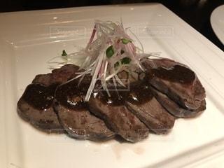 ハラミのステーキの写真・画像素材[2243541]
