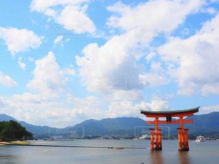 厳島神社の写真・画像素材[2269571]