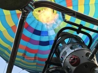 気球初体験の写真・画像素材[2195376]