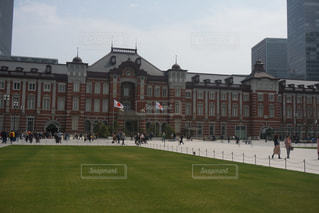 東京駅の写真・画像素材[2215630]