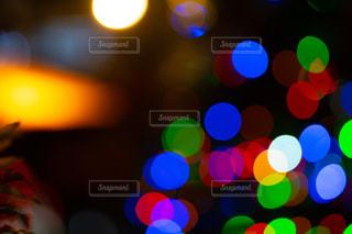 クリスマスツリーの写真・画像素材[2192634]