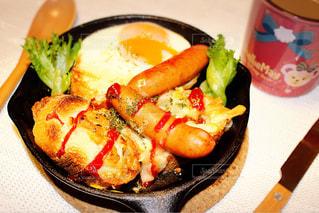 食べ物の皿の写真・画像素材[2192753]