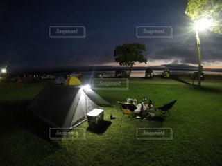 クッチャロ湖の写真・画像素材[2207187]