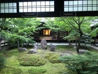 建仁寺の庭の写真・画像素材[2197594]
