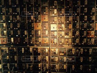 店内のディスプレイの写真・画像素材[2197247]