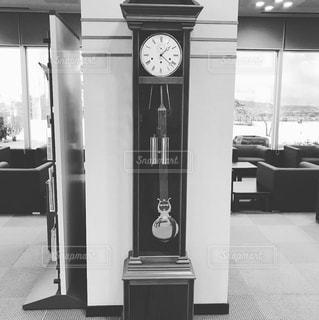 大きな時計の写真・画像素材[2196916]