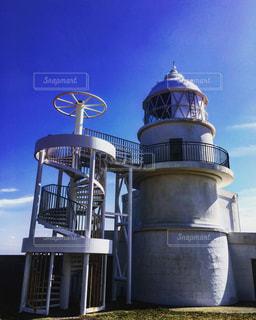 和歌山県串本町の樫野埼灯台の写真・画像素材[2222351]