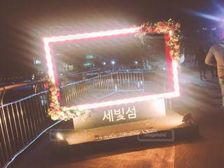 韓国で見つけた写真映えスポットの写真・画像素材[2242148]