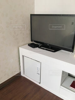 部屋のテレビの写真・画像素材[2246866]