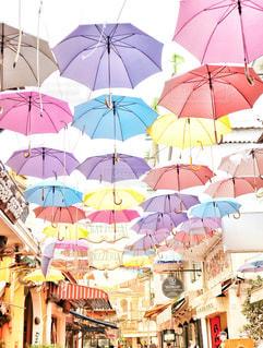 傘の写真・画像素材[830718]