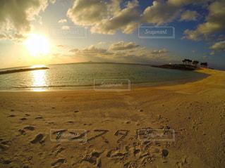浜辺のインスタ映えの写真・画像素材[2216953]
