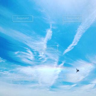 彩雲の写真・画像素材[2196047]