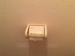 賃貸トイレットペーパーの写真・画像素材[2196643]