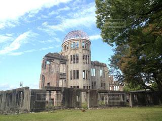 広島の原爆ドームの写真・画像素材[2217705]