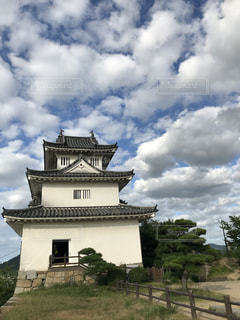 香川県 丸亀城の写真・画像素材[2457874]
