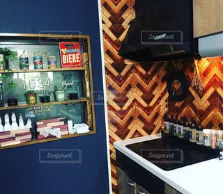 キッチンの写真・画像素材[2200810]