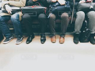通勤電車の写真・画像素材[955875]