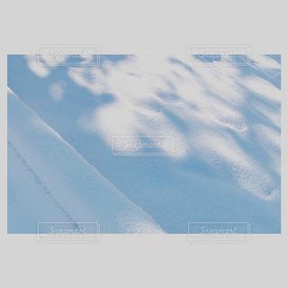 雪のテクスチャの写真・画像素材[972588]