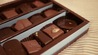 バレンタインチョコレートの写真・画像素材[985599]