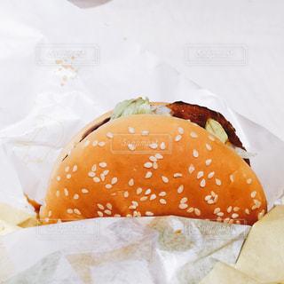 ハンバーガーの写真・画像素材[986318]