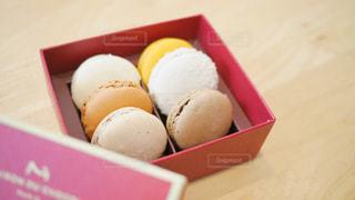 料理の種類でいっぱいのボックスの写真・画像素材[986323]