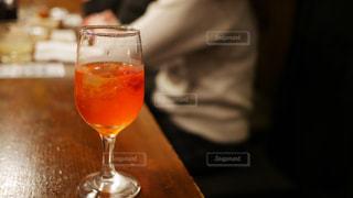 ワインのガラスの写真・画像素材[1626421]