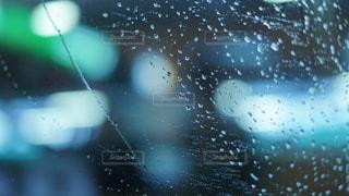 雨のクローズアップの写真・画像素材[2318348]