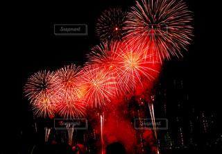 江戸川区の花火大会の写真・画像素材[2334548]