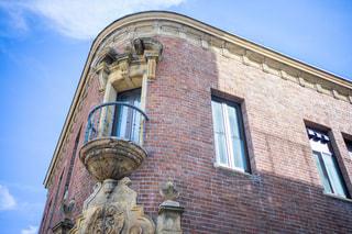 古い洋風の建物の写真・画像素材[2488176]